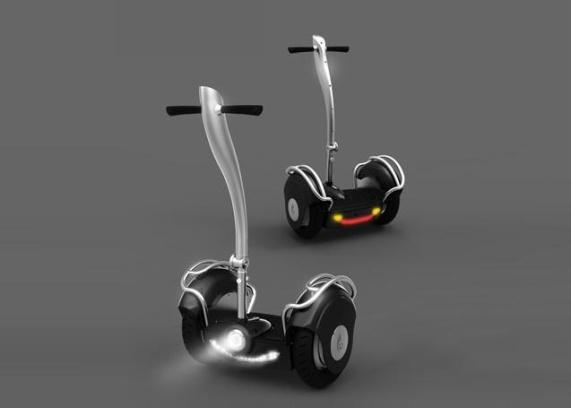 电动平衡车运行时如何保持平衡?
